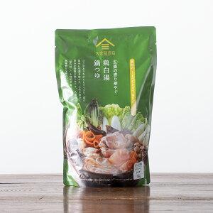生姜の香り華やぐ 鶏白湯鍋つゆ700g