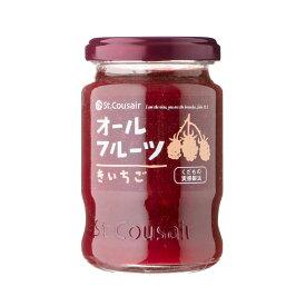 【サンクゼール】オールフルーツジャム きいちご 185g J-1972