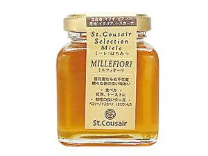 【サンクゼール】ミーレはちみつミルフィオーリ(百花蜜)蜂蜜 110g