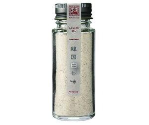 【サンクゼール】韓国味が繊細に 韓国白七味 45g