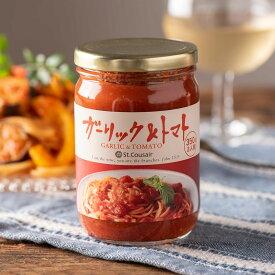 パスタソース ガーリック&トマト 350g