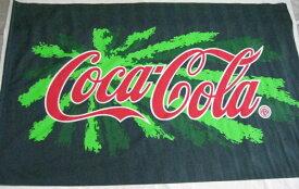 ※長期保管品のため在庫処分価格※ サッカー コカコーラ 特大フラッグ Coca cola ヴェルディ川崎カラー2