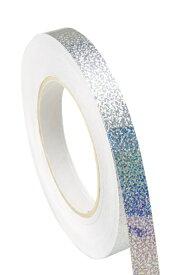 2020 ササキ SASAKI  ミラクルテープ(ホログラム加工) オリジナル手具に装飾できるホログラムテープ♪ HT1 SIシルバー