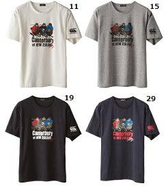 45%OFF! カンタベリー 【CANTERBURY】 T-SHIRT 半袖Tシャツ RA37412