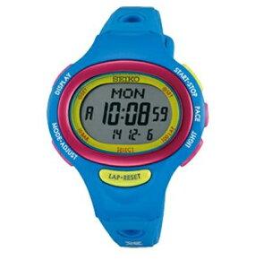 SEIKO セイコー スーパーランナーズ(スモール) ランニングウォッチ 女性ランナーが使いやすい小型モデル♪ STBF023ブルー