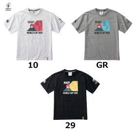 ★在庫有り★ カンタベリー 【CANTERBURY】 RWC2019 ティーシャツ (メンズ) 【RWC2019 TEE (Men's)】 VWD39422