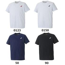 ★在庫限りのお買い得★ アシックス【asics】 ワンポイント半袖Tシャツ ジュニアから大人までのサイズ展開【120〜2XO】 XA101N