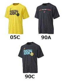 ★在庫限りのお買い得★ アシックス【asics】 バスケットボール プリントTシャツHS  XB965N 【メール便、レターパック対応商品】