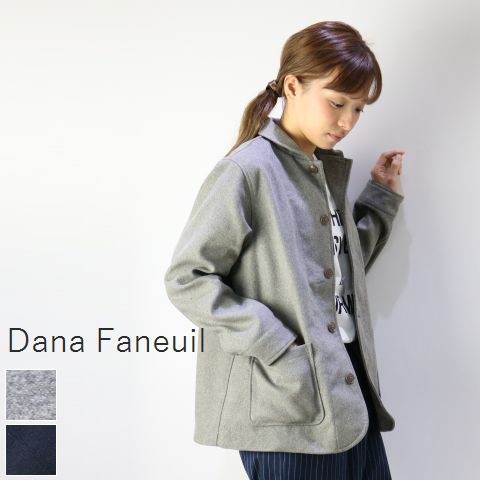 【 20%off SALE 】 Dana Faneuil(ダナファヌル)カバーオール 2colormade in japand-3218401