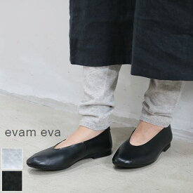 evam eva(エヴァムエヴァ) viecotton cashmere leggings 2colormade in japanV193K048-v002k048