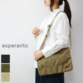 esperanto (エスペラント)CODURA1680 サコッシュバッグ 3colormade in japanesp-6555