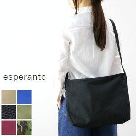 esperanto (エスペラント)CODURA 1000 ナイロン サコッシュ バッグ 6colormade in japanesp-6587