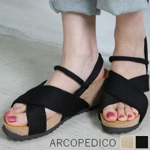 ARCOPEDICO(アルコペディコ)SALCO/3 2color-z-j