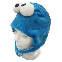 着ぐるみ帽子クッキーモンスター