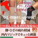 ルックマジック 100デニールレッグ ヒザサポーター 2枚組(両足分)