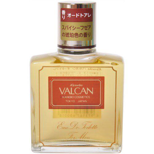 カネボウ バルカン オードトアレ 120ml 男性化粧品 ヨーロッパ調の上品な香り VALCAN
