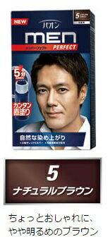 【A】 パオン メンパーフェクト (1セット) 男性用 染毛剤 全3色 【医薬部外品】