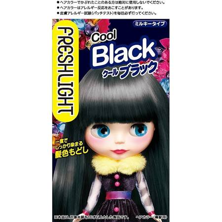 【医薬部外品】【A】 フレッシュライト ミルキー髪色もどし クールブラック(1セット)