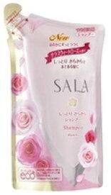 カネボウ SALA サラ シャンプー つめかえ用(350mL)しっとりさらさら(サラスウィートローズの香り)