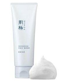 コーセー 肌極 (はだきわみ) 柔らかうるおい 洗顔料 (120g)