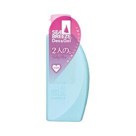 【限定の香り】 資生堂 シーブリーズ デオ&ジェル ベビーブルーの香り (100ml)