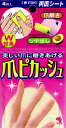 店内全品ポイント10倍〜【y】 小林製薬 爪ピカッシュ(4枚入) ネイルケア 爪磨き