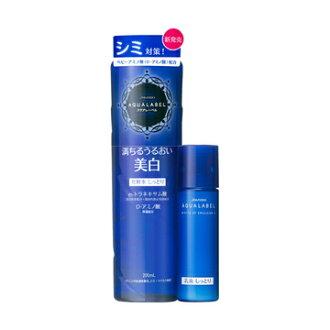 商店里面的全物品点数10倍~资生堂Aqua标签(AQUALABEL)白提高化妆水(II,湿润)安排