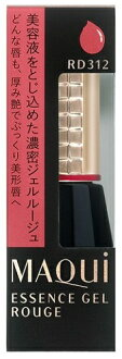 Shiseido maquillage (MAQUillAGE) essence gel Rouge RD312 (6 g)
