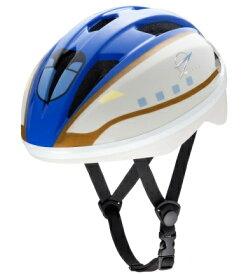 [※scb] アイデス キッズヘルメット / Sサイズ 新幹線E7系かがやき