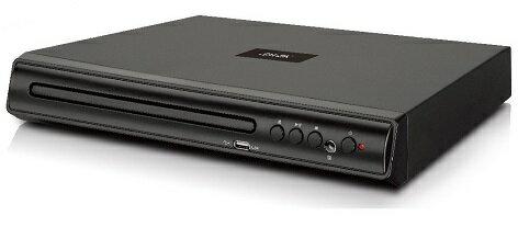[zr] 3Way CD&DVD&USB録音 リージョンフリー CPRM/VRモード対応 DVDプレーヤー ZM-202B