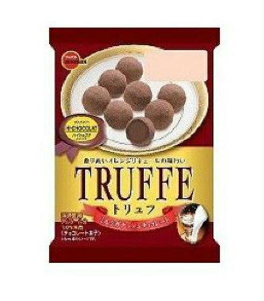 【訳あり】 賞味期限:2019年2月28日 ブルボン トリュフ ミルクガナッシュ (57g) チョコレート