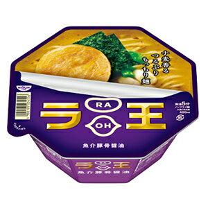 【訳あり】 賞味期限:2018年3月27日 日清 ラ王 魚介豚骨醤油 (120g) カップラーメン