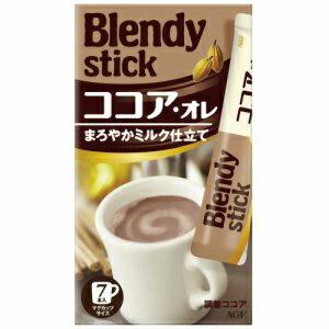 【訳あり】 AGF ブレンディ スティック ココアオレ (11g×7本入) インスタント スティック ココア