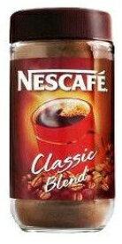 ネスカフェ(NESCAFE) クラシックブレンド (175g) 瓶 インスタントコーヒー 珈琲 coffee