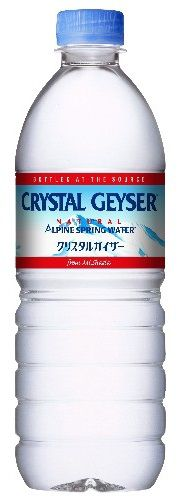 【24本セット】大塚食品 クリスタルガイザー (500ml)