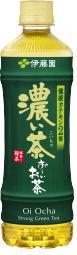 【24本セット】伊藤園 お〜いお茶 濃い茶 (525ml) ペットボトル飲料 緑茶飲料