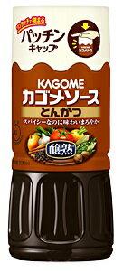 【zr 訳あり】 カゴメ 醸熟ソース とんかつ (300ml)