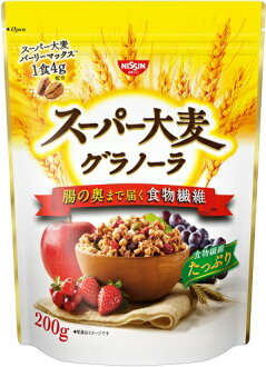 All the shop products point 10 times - Sino-Japanese cisco supermarket barley granola (200 g)