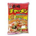 店内全品ポイント10倍〜[ya] 長崎皿うどん (チャーメン) 米粉入り 2人前 (スープ付) (130g)