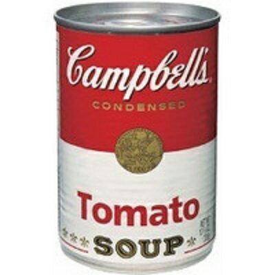 SSK キャンベル Eラベル 濃縮スープ トマトスープ (305g)