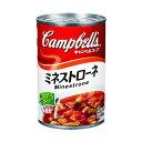 店内全品ポイント10倍〜キャンベル ミネストローネ 缶 (305g) 濃縮スープ