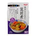 【※ scb】 SSK レンジでおいしい!小鉢料理 出汁をきかせた筑前煮 1人前 (95g)
