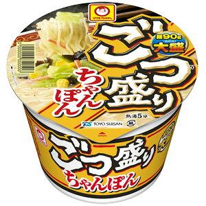 東洋水産 マルちゃん ごつ盛り ちゃんぽん (114g) インスタント カップラーメン