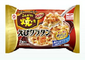 All points three times ~ ♪ [M] maruha nichiro browned and baked shrimp Gratin 2 pieces (400 g) × 24 frozen foods for microwave cooking