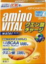 アミノバイタル クエン酸 チャージウォーター レモン味 500mL用 (10g×20本入) 【A】 アミノ酸とクエン酸を手軽にチャージ サプリメント