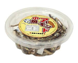 【訳あり】 賞味期限:2020年11月27日 アン・エンタープライズ カルシウム入り アーモンド小魚 カップ入り 60g