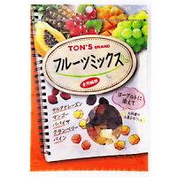 【訳あり】賞味期限:2020年6月7日東洋ナッツ食品TNSFフルーツミックス(80g)菓子