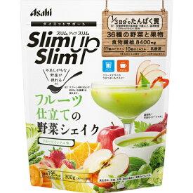 【A】 アサヒグループ食品 スリムアップ スリム フルーツ仕立ての野菜シェイク (300g)