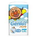 ネピア Genki ! (げんき!) パンツ Lサイズ (44枚入) 紙おむつ