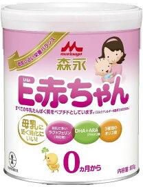 dd3ee1967d897 森永 E赤ちゃん 大缶 (800g) 0ヶ月から 粉ミルク  A